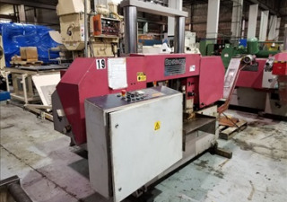 Behringer Hbp 430A Automatic Horizontal Band Saw, CE Marked