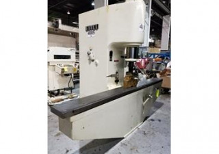 Eitel Rp 60 66-Ton Hydraulic Gap Frame Straightening Press