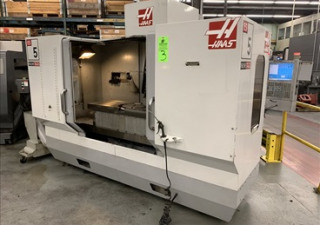 Haas Es-5-4Ax Cnc Horizontal Machining Center, CE Marked