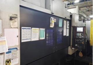 Mazak Mtv 655/80N Cnc Vertical Machining Center W/ Apc