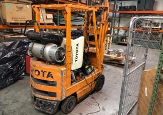 Toyota 42-3Fgc15 3000 Lb. Forklift