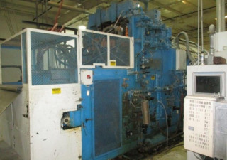 40″ X 40″ Lyle Mdl 240-Fm Servo Platen And Index Operation Thermoformer