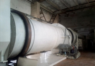 Used Sugar Drum Dryer Swidnica