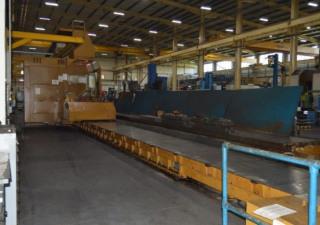 Asquith Butler Floor Type Power Centre HPF x 22000mm