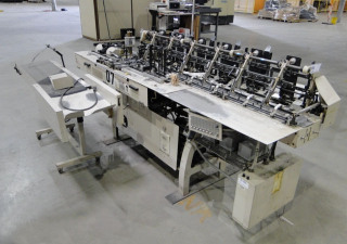 1994 Bell And Howell 6-STATION 340-C6 Mailing Equipment