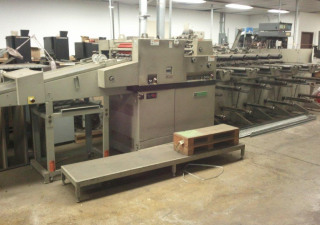 1984 Didde WEB KLECT II ROLL COLLATOR Web Press