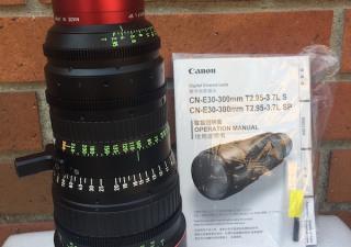 Canon CN-E 30-300mm
