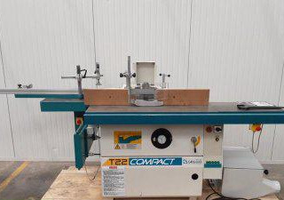 Griggio-T 22 Compact-Single-Spindle Moulder With Tenoning Table