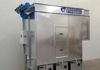 Typhoon-Optimjet 300-Chip And Dust Extraction Plant