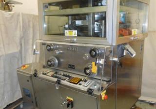 51 Station Kilian Model Rx51 Double Sided Rotary Tablet Press