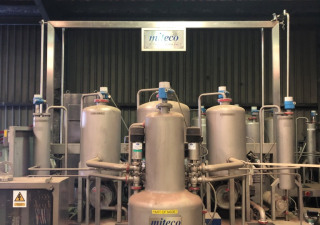 Miteco Complete Soft Drink Blending Plant
