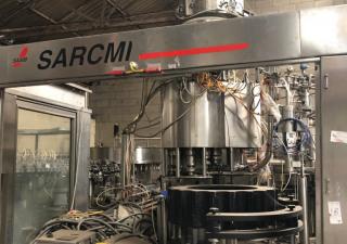 Sarcmi Complete Mono-Block Plastic Bottling Line
