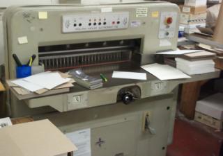 1980 Polar 72 CE Paper Cutter