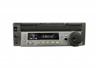 Sony J-30SDI Player for Betacam, Beta SP, Beta SX, Digi-Beta and MPEG/IMX, includes SDI and FireWire Outputs