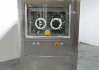 36 Station Comprima 300 Stainless Steel Rotary Tablet Press