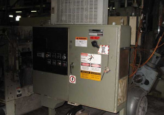 40″ X 42″ Brown Model Cs-4500 Thermoforming Line, Manufactured 1/1997