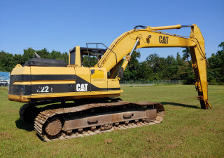caterpillar  322L Excavator
