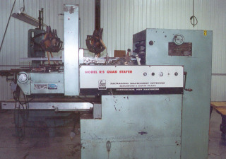 Fmc RS QUAD STAYER Box Maker