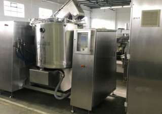 "COOKING VACUUM MIXER 800 L. ""GLASS"", TYPE VSM/F 800"