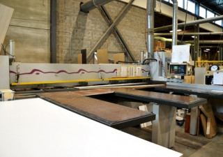 Holzma Hpp 81-3800 Panel Saw