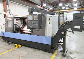 Daewoo Doosan Puma 300Lc Cnc Turning Center