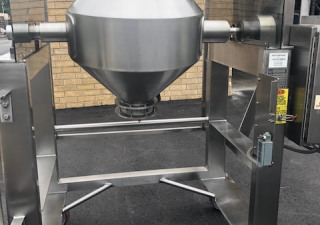 Gemco 5 cu.ft. Double Cone Blender