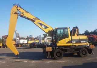 CATERPILLAR M318 CMH industrie