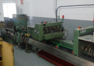 1993 Muller Martini 335 Stitcher-trimmer