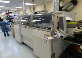 Speedline VectraElite Automated Wave Soldering Machine (2007)