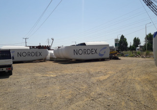 Wind Turbines Nordex N80/2500