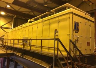 Complete 96 MW Gas-fired/Black Start/ Peak Load Power Plant