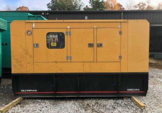 200 Kw Olympian Caterpillar D200P4 Diesel Generator