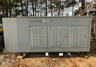 150 Kw Generac Sg0150 Natural Gas Generator
