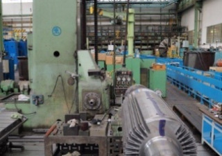 Horizontal Boring Machine Wd 160/7000