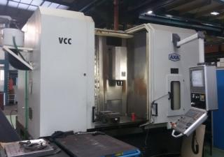 Cnc Vertical Machining Center Axa Type Vcc 1200