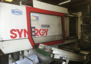 Injection Molding Machine Netstal Synergy S 5000-3700 L