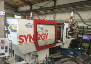 Injection Molding Machine Netstal Synergy 1750-900
