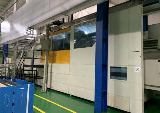 Injection Molding Machine Krauss Maffei 1300-8100-6100 Mx