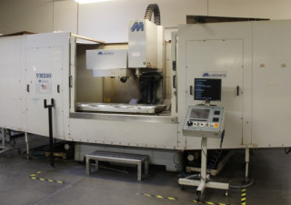 Vmd30F X 70″ Milltronics Cnc Vertical Machining Center