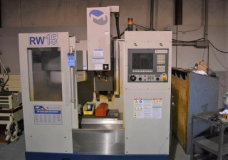 Rw15 Milltronics Cnc Vertical Machining Center
