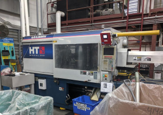 Machine de moulage par injection 300 tonnes Van Dorn 300Ht-1220 d'occasion