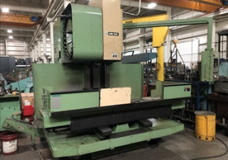 MORI SEIKI MV 55/50 4-AXIS CNC VERTICAL MACHINING CENTER