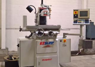 "Bridgeport Harig 618 EZ-SURF CNC Surface Grinder | 6"" X 18"" Cap"