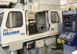"Sip Hauser S-35/600 CNC Jig Grinder | 24"" X 15"" Table"