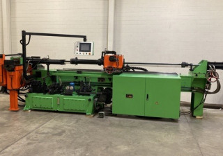 "Hines 300NC-E Series 3-Axis NC Hydraulic Tube & Pipe Bender | 3 1/2"" Cap"