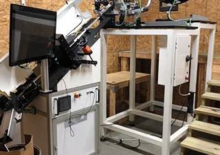 General Inspection Gi-360T Laser Ammunition Inspection System