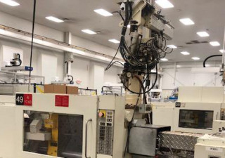 Used 60 Ton Toshiba Isf60Pv10 Injection Molding Machine