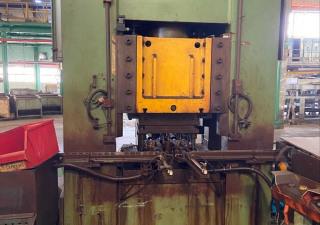 Eccentric press WANZKE HP-V 63F