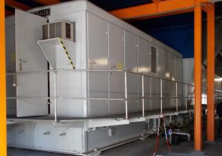 Gas Turbine AEG- Kanis 25MW