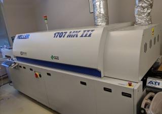 Heller 1707 Mk Iii Reflow Oven (2013)